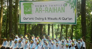 Pembebasan Lahan Untuk Rumah Tahfidz Ar-Raihan