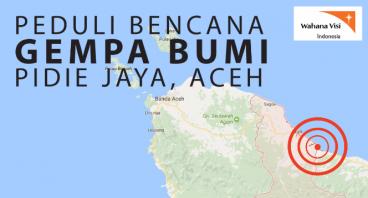 Peduli Gempa Pidie, Aceh