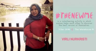 #TheNewMe - Virlian Nurkristi