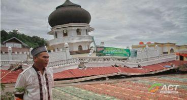 Bangun Kembali Rumah Allah di Serambi Mekkah