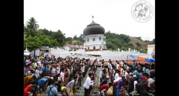 Pembangunan Masjid Dan Mushalla Anti Gempa di Aceh