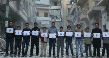 Donasi Untuk Aleppo