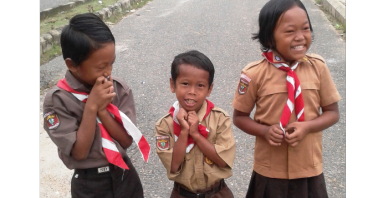 Wujudkan Mobil Sekolah untuk Anak Waykanan