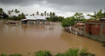 Donasi Korban Banjir BIMA, NTB