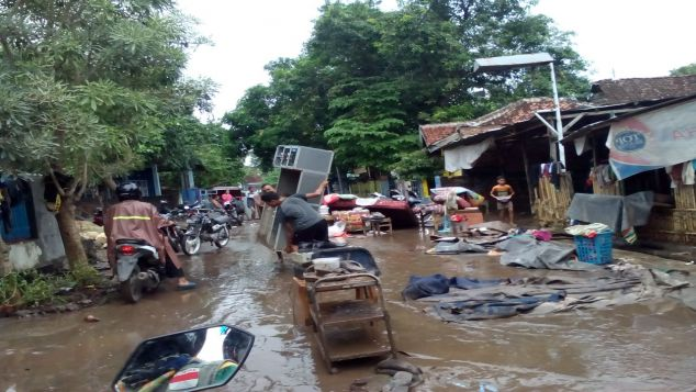 Bantu Korban Banjir BIMA, NTB