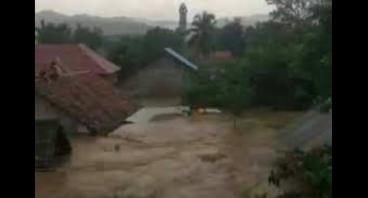 Reaksi Cepat Banjir Bandang Bima