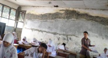 Perbaikan Gedung Madrasah