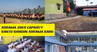 Pembangunan Asrama Para Kader Ulama Muda