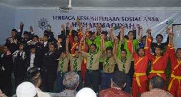 Panti Asuhan Muhammadiyah Malang
