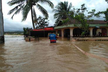 Donasi Peduli Banjir Solok
