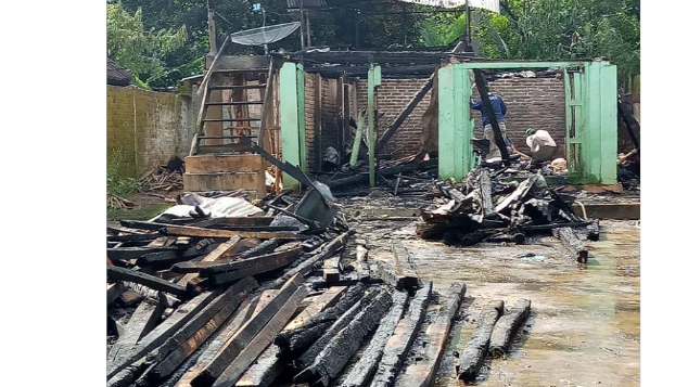 Bantu Keluarga Fadila korban kebakaran