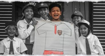 Sebar 1.000 School Kits Untuk Yatim dan Dhuafa