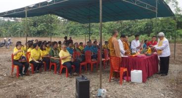 Bantu Kami Bangun Bodhijaya Budhist Center