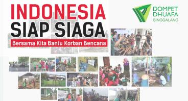 Indonesia Siap Siaga (Respon Cepat Bencana)