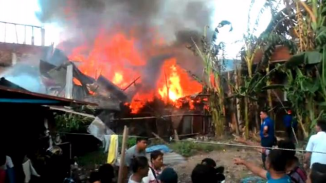 Panti Asuhan terbakar, 47 anak mengungsi