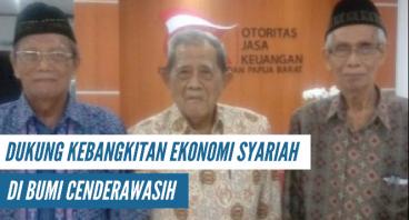 Prof Sudarto Pejuang Ekonomi Syariah Pertama Papua