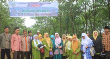 Pembangunan Panti Asuhan Yatim Uswatun Hasanah