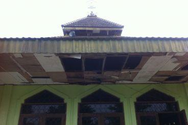 donasi pembangunan masjid nurul huda