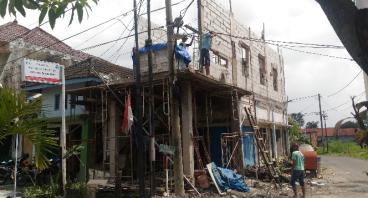 pembangunan klinik gratis untuk yatim dan dhuafa