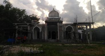 Galang Dana Masjid Desa Miskin