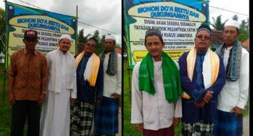 Bantu Bangun Yayasan Ponpes Yatim Piatu Syekh Jana