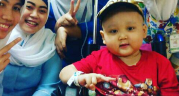 Bantu Adek Bima Lawan Leukemia