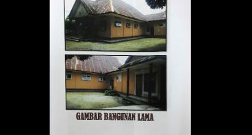 Rehab Gereja Katolik St Ricardus Lampung Barat
