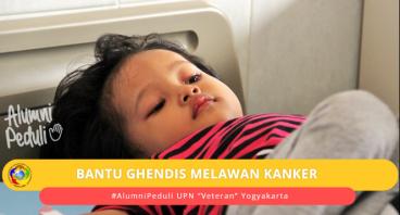 Bantu Gendhis melawan kanker