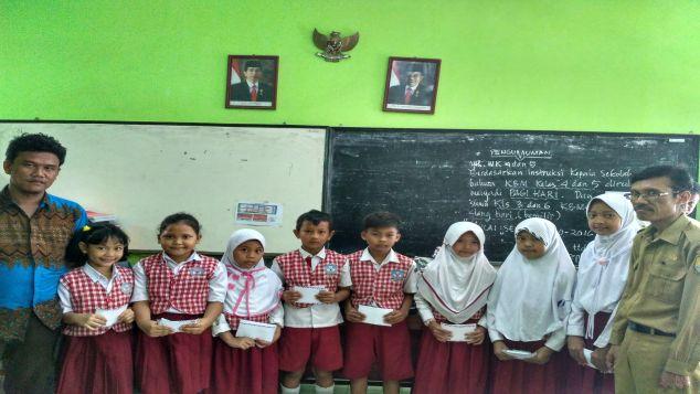 Donasi anak yatim piatu dan dhuafa