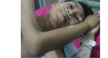 Bantuan Untuk Samsul (Tumor & Pembengkakan Limpa)