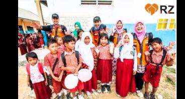 Program #SemangatSekolah Anak Indonesia