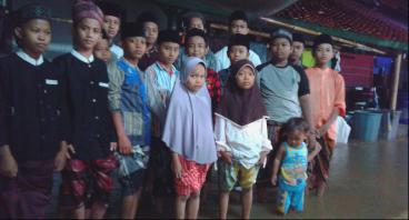 Pembangunan Pondok Pesantren Raudhatut Tullab