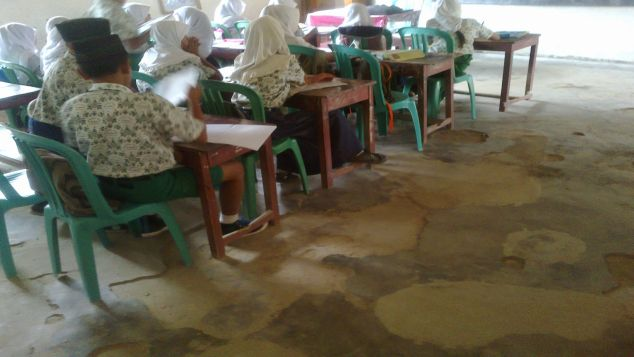 Ayok Jariyah Akhirat melalui Madrasah