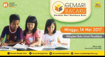 Donasi Buku untuk Anak Dhuafa