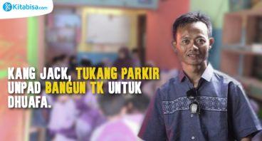 Bantu Kang Jack Bangun Sekolah Untuk Dhuafa