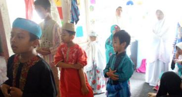Sekolah Semangat untuk Anak Disabilitas (ABK)