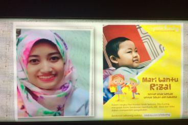 Ulang Tahun Marisa Untuk Rizal