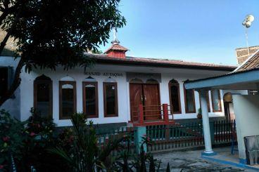 Pembangunan Masjid At-Taqwa Cibogoh Lebak Bandung