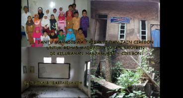Bantu Rehab Madrasah dan Pesantren yang Rusak