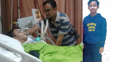 Pengobatan Dylan pasien GBS (guilan bare syndrome)