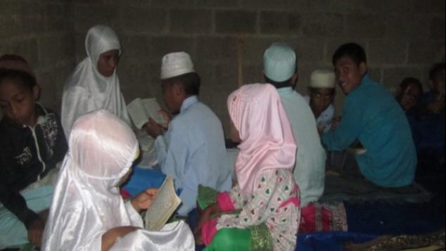200 warga Muslim di Pulau Adonara Butuh MASJID