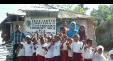 Wujudkan Sekolah Layak untuk Anak Alor, NTT