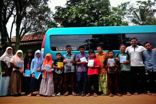 Anak Cibuyutan Jelajah Kampus (@KampungSarjana)