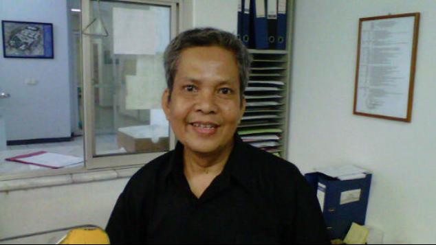 Tanda Kasih Alumni Tek kimia ITB Untuk Pak Paidi