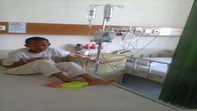 Bantu Perjuangan Hasan Melawan Cancer Nasofaring