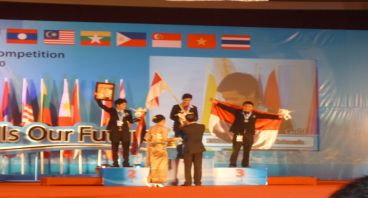 Bantu SMK menjadi Juara Dunia di Worldskills Compe