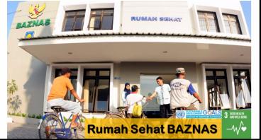 Rumah Sehat BAZNAS Indonesia