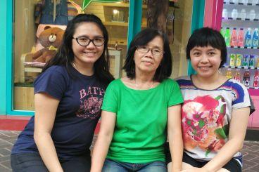 Mama Taty berjuang sembuh dari Kanker Serviks