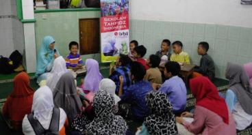SEKOLAH TAHFIDZ INDONESIA..