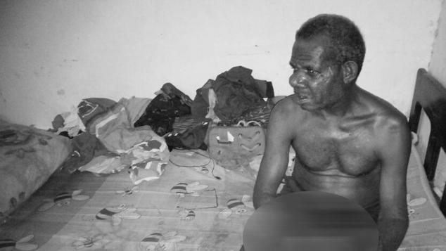 Mualaf Penjaga Masjid Papua Terkena Stroke